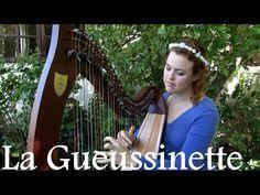 La Gueussinette - HARP arr. Ailie Robertson (Christy-Lyn) - YouTube