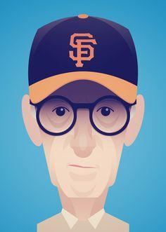 Woody Allen, de Stanley Chow