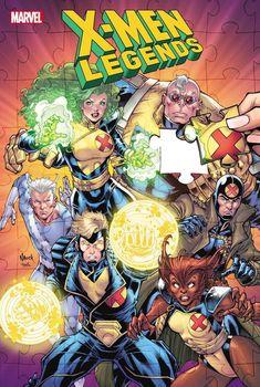 X-Men Legends Will Finally Solve A Classic X-Factor Mystery X Men, Marvel Comics, Cassandra Nova, Strong Guy, Dragon Comic, Wolfsbane, Fantasy Comics, Anime Nerd, Marvel Entertainment