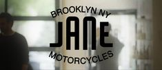 Welcome to the new JANE Motorcycles