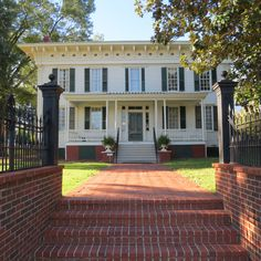 The First White House of the Confederacy - Southern Heirlooms TV