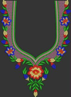 Discover thousands of images about Computer work Fancy Blouse Designs, Bridal Blouse Designs, Blouse Neck Designs, Computer Embroidery Machine, Designer Blouse Patterns, Designer Dresses, Maggam Work Designs, Gold Chain Design, Baby Frocks Designs