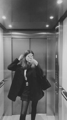 Anime Art Girl, Veronica, Winter Fashion, Instagram, Mirror Selfies, Selfie Ideas, Goals, Future, School