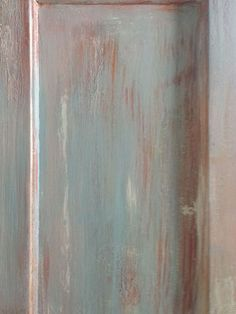 Hometalk :: Paint Layering & Dry Brushing With Chalk Paint®by Annie Sloan