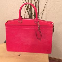 Authentic LV Riviera Epi Red  In amazing condition!!  Louis Vuitton Bags