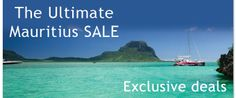 Mauritius SALE now on! Click on the link below