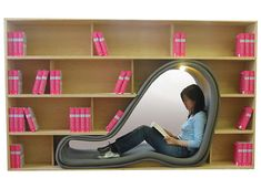 #Cool #Furniture Incorporated in #Bookshelf