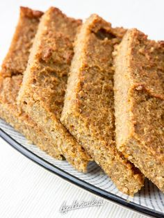 zdrowy-domowy-chleb-z-komosy-quinoa-bez-glutenu-7 Side Recipes, Banana Bread, Cooking, Desserts, Quinoa, Wraps, Diet, Side Dish Recipes, Kitchen