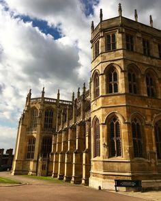St George's Chapel, Windsor Castle Visit Britain, St George's, Glorious Days, Windsor Castle, Exeter, Saint George, Lake District, Great Britain, Edinburgh