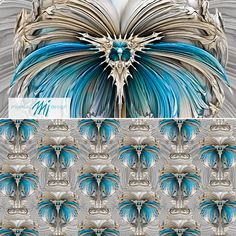 #wallpaper #pattern #interior #design