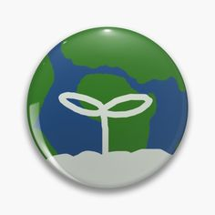 'Earth' Pin Button by JibbJab Transparent Stickers, Glossier Stickers, Iphone Wallet, Order Prints, Simple Designs, My Arts, Earth, Printed, Awesome