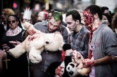 Zombie Walk in Toronto!