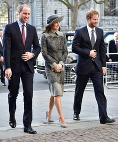 Kate Middleton Channels Carmen Sandiego for Commonwealth Day at Westminster Abbey | E! Online