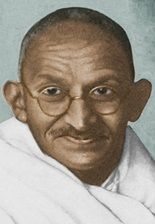 "Gandhi: ""I am indeed a practical dreamer. ... I want to convert my dreams into realities as far as possible.""  Gandhi: ""Strength does not come from physical capacity. It comes from an indomitable will.""  Gandhi: ""In a gentle way, you can shake the world.""  Gandhi: ""The quality of the heart cannot come by an appeal to the brain."""