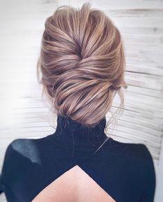 51 Beautiful Bridal Updos Wedding Hairstyles For A Romantic Bride - Fabmood | Wedding Colors Wedding Themes Wedding color palettes #weddinghairstyles