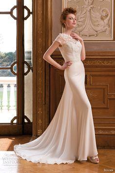 Jillian 2015 Wedding Dresses — Iris Bridal Collection   Wedding Inspirasi