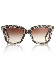 stella mccartney leopard sunglasses