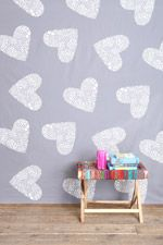 Sweet Heart Tapestry Throw at Urban Outfitters