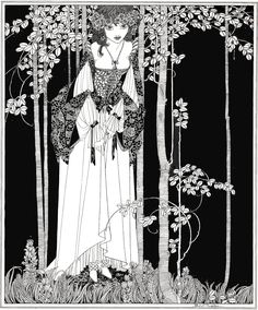 "https://flic.kr/p/HmkAJ3 | John Austen ""Ophelia, Act 4"" (modified) 1922 