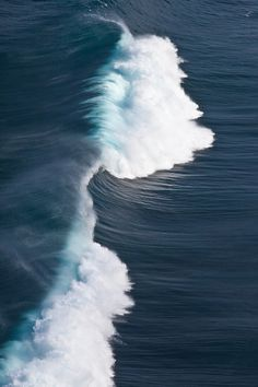 Beautiful ocean wave
