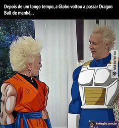 Ana Maria Braga visita o Supla e fãs de Dragon Ball Z enchem a internet de memes Anime Meme, Otaku Meme, Anime Manga, Wtf Funny, Funny Jokes, Ayyy Lmao, Cartoon Crossovers, Just Smile, Best Memes