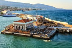 Town (Chora) of Chios island east Aegean sea, Greece Places In Greece, Paradise On Earth, Greece Travel, Greek Islands, Perfect Place, Around The Worlds, Chios Greece, Beach, Ancestry