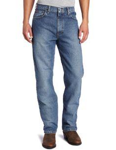 Wrangler Men's Genuine Relaxed Fit Jean