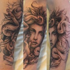 Sylvia this would be tight.  Tattoo ideas