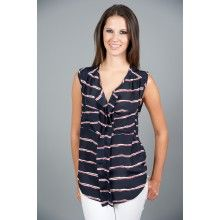 Down The Line Top - $32.00