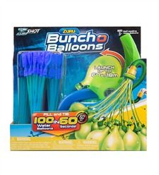 brand new . zuru buncho balloons plus launcher. for ages Backyard Toys For Kids, Outdoor Games For Kids, Outdoor Play, Toy Cars For Kids, Kids Toys, Buncho Balloons, Filling Balloons, Water Toys, The Balloon