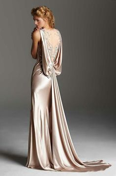 Rafael Cen - This would be amazing in a more bridal colour