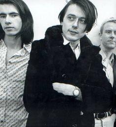Bernard, Brett, and Simon
