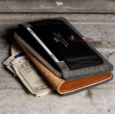 HardGraft Iphone Wallet Case