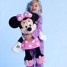 Disney Store LargeJumbo 27 Minnie Mouse Plush Toy Stuffed Character Doll by Generic >>> For more information, visit image link.