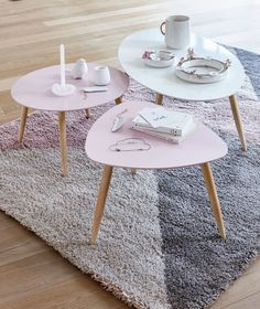 Tables basses scandinave