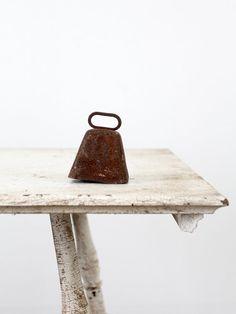 Antique Farm Bell / Primitive Bell