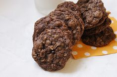 The Kitchen is My Playground: German Chocolate Chip Cookies