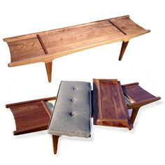 B141 Bench/Table by Joint Effort Studio....WANT