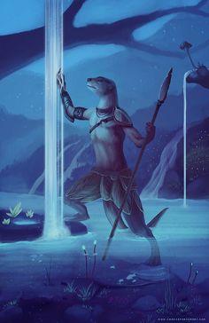 warden of crickets by *Wolf-Daemon on deviantART