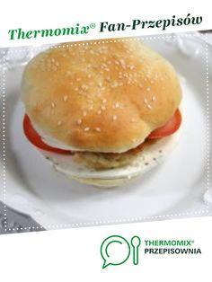 Bułki hamburgerowe jest to przepis stworzony przez użytkownika martuszkaz. Ten przepis na Thermomix® znajdziesz w kategorii Chleby & bułki na www.przepisownia.pl, społeczności Thermomix®.