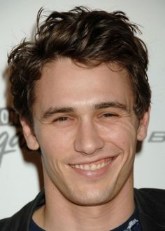 James Franco, you could kill me with your coy one-sided smile