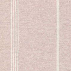 1 SUSIE WATSON BEECH ROSE MEDIUM TICKING STRIPE Lavender Filled Fabric Heart