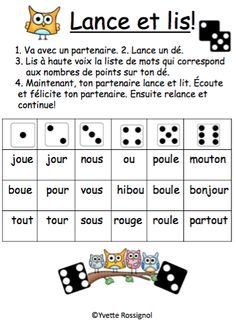 NO PREP activities for French sight words practice! Perfect for centers or independent work.