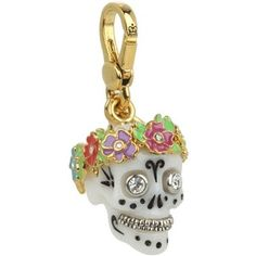 Juicy Couture Limited Edition Charms | Juicy Couture '12 Charms - Limited Edition Sugar Skull Charm ...