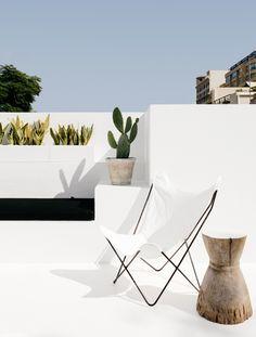 ATELIER RUE VERTE , le blog: Sydney / Une maison en noir et blanc /