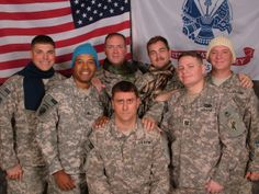 """""""...We all received Operation Gratitude packages and are thrilled about what you guys do, and how much of an impact you have on the troops all over the world. We just wanted to send you our picture…which may have a few items that look familiar to you. Even though using a hat and/or scarf would be highly unlikely being so close to the equator, rest assured, your wares have not been wasted on us. Enjoy your holidays and again, thanks for all that you do for our troops! V/R, 1LT P.D."""""""