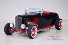 1932 Ford 2 Dr. Convertible