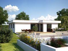 Hommage 134 Gartenseite --> Zahlreiche Bauhaus Wohnideen modern inszeniert. Die komplette Bildergalerie gibt es unter http://www.hanlo.de