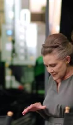 // Carrie Fisher // Star Wars // The Last Jedi //