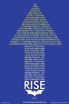 Rises